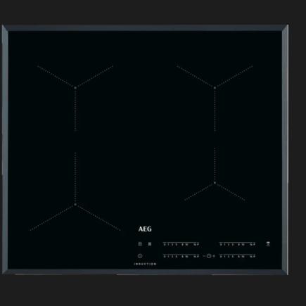 Placa de indução AEG IKB64431FB